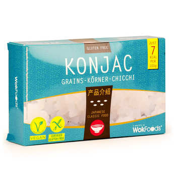 Wok Foods - Riz de Konjac (grains)