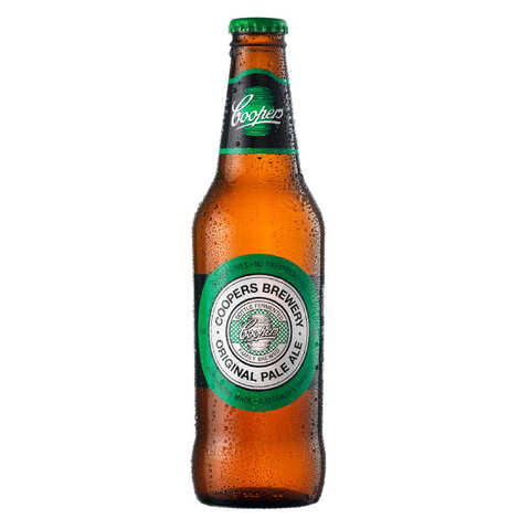 Coopers Brewery Ltd. - Cooper's Original Pale Ale - Bière Blonde Australienne 4.5%