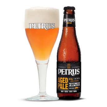 Brouwerij De Brabandere - Petrus Aged Pale - Bière Belge sour ale 7.3%