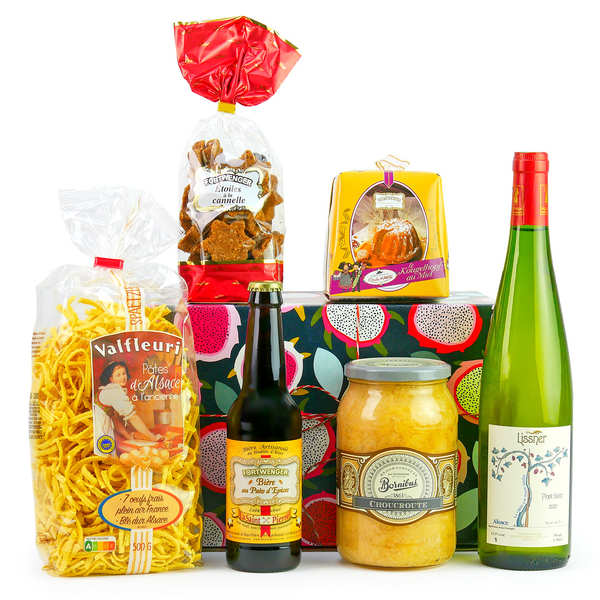 Coffret cadeau Noël Alsacien