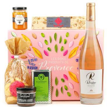 Coffret cadeau Balade Gourmande en Provence
