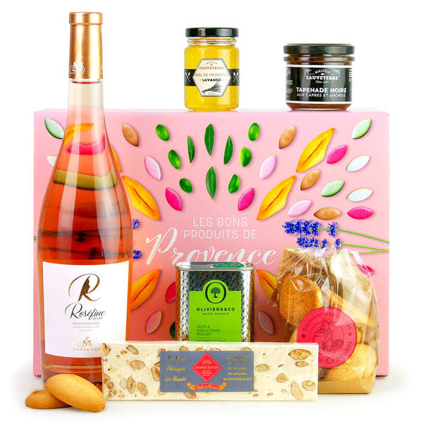 Provence Gourmet Gift Box