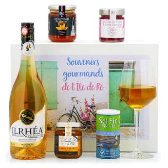 BienManger paniers garnis - Ré Island Gourmet Gift Box