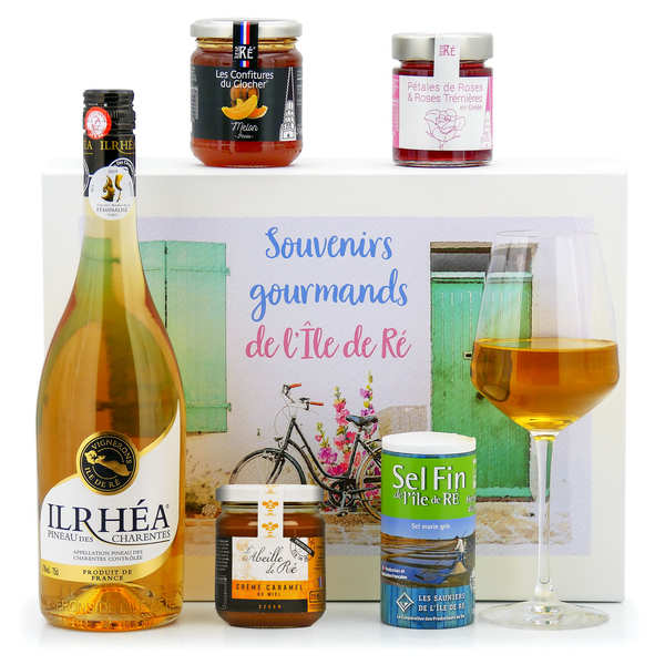 Ré Island Gourmet Gift Box