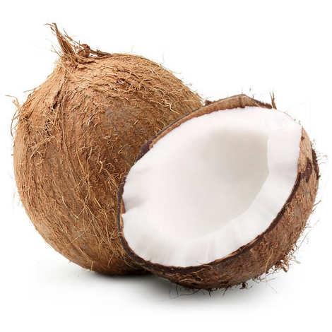 - Organic fresh Coconut