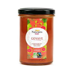 Saveurs Attitudes - Organic and Fairtrade guava jam