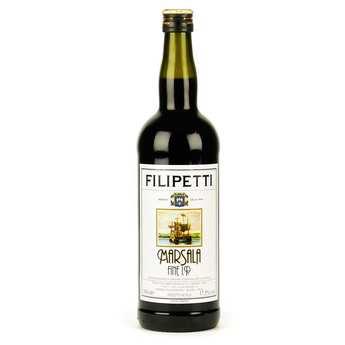 Perlino - Marsala fine DOC - vin liquoreux italien