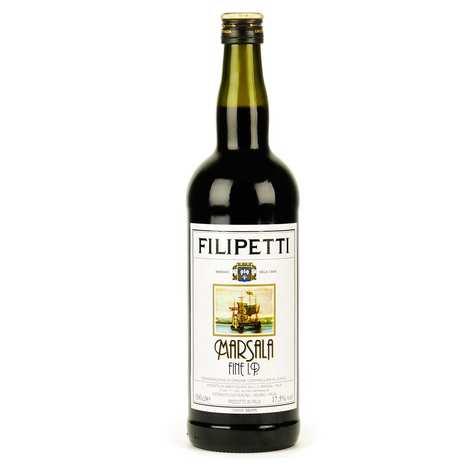 Perlino - Marsala fine DOC - Italian Sweet Wine