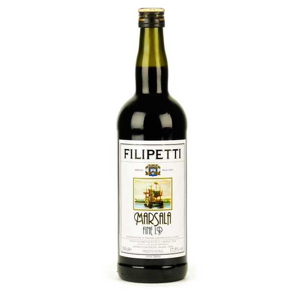 Marsala fine DOC - Italian Sweet Wine
