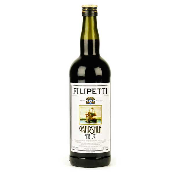 Marsala fine DOC - vin liquoreux italien