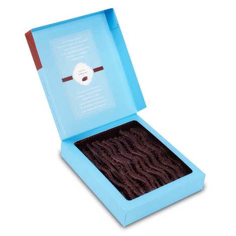 Mademoiselle de Margaux - Sarments du Médoc dark chocolate