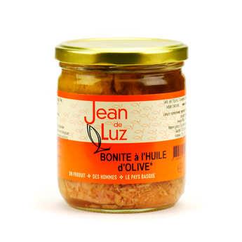 Batteleku - jean de Luz - Filet de Bonite à l'huile d'olive