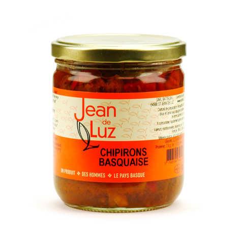 Batteleku - jean de Luz - Chipirons basquaise