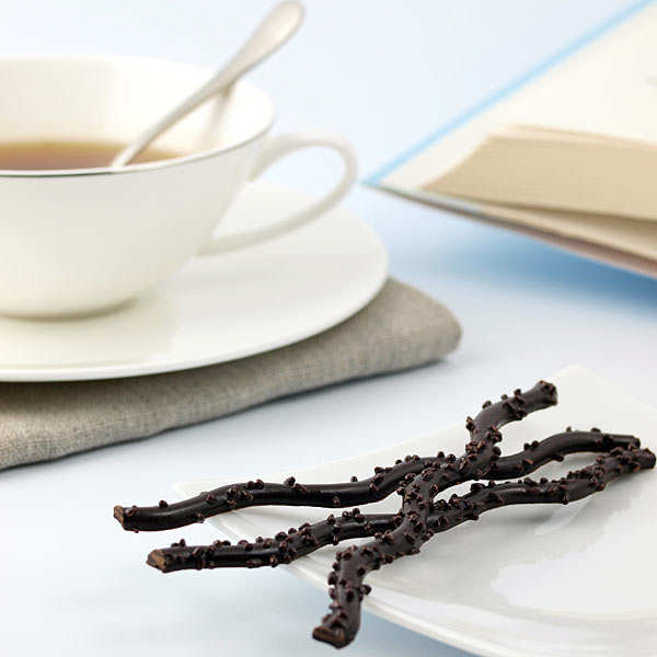 Sarments du Médoc chocolat noir framboise