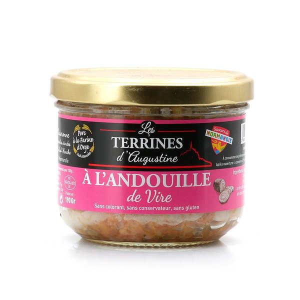 """Terrine with """"Andouille de Vire"""""""