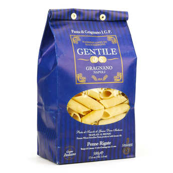 Gentile Pasta - Penne Rigate - PGI Gragnano
