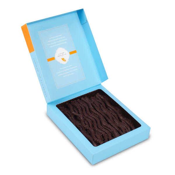 Sarments du Médoc chocolat noir orange