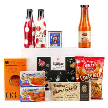 BienManger paniers garnis - Specialities from Spain Gift Box