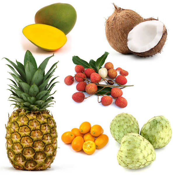 Organic Exotic Fruits Premium Offer