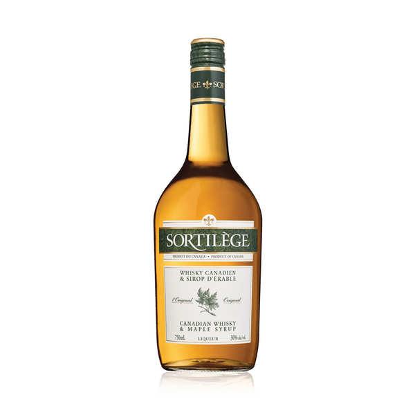 Sortilège - Whisky canadien à l'érable 30%