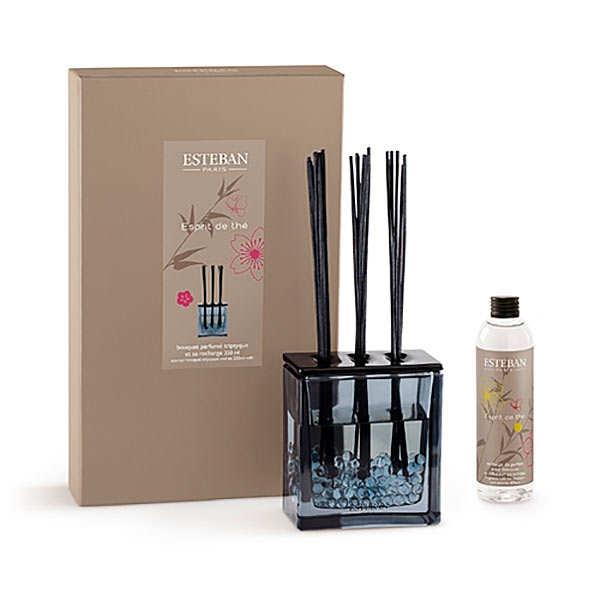 Bouquet parfumé tryptique - Esprit de thé