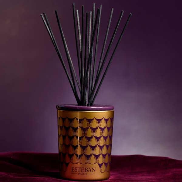 Bouquet parfumé décoratif - Figue noire