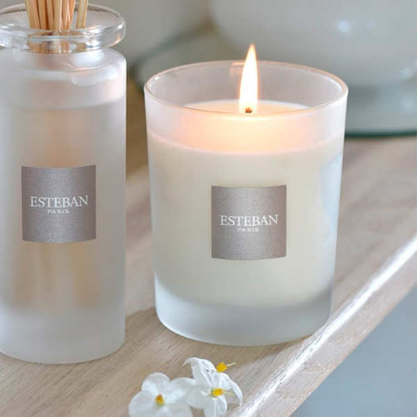 Orange Blossom Scented Candle
