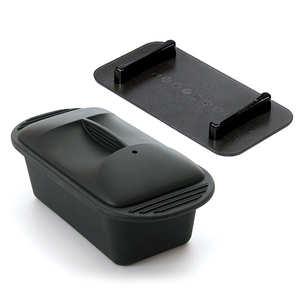 Mastrad - Lot terrine en silicone 500g et sa presse
