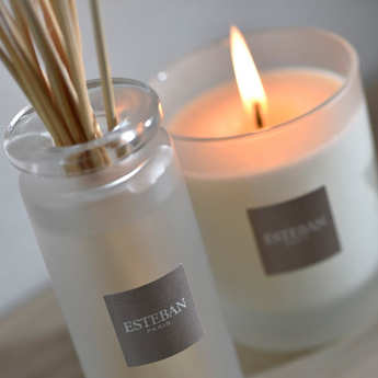 Esteban - Bougie parfumée - Verveine douce
