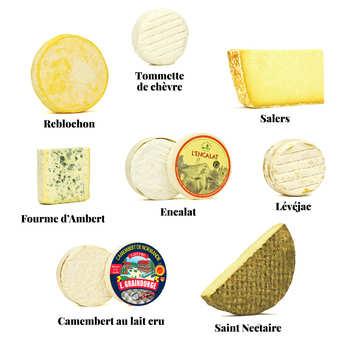 - Assortiment de fromages - Le prestige