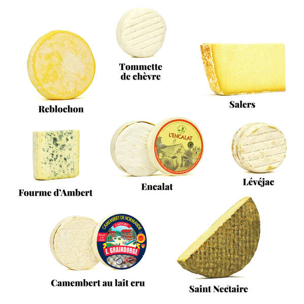 Cheese Assortment - Prestige one