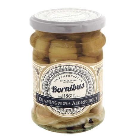 Bornibus - Sweet and Sour Mushrooms