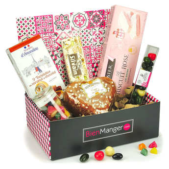 BienManger paniers garnis - French Collection Gift Box