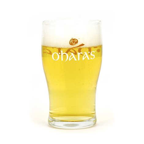 Carlow Brewing Company - O'Hara's Beer Glass