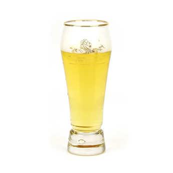 Brasserie du Mont Blanc - Verre à bière Brasserie du Mont Blanc