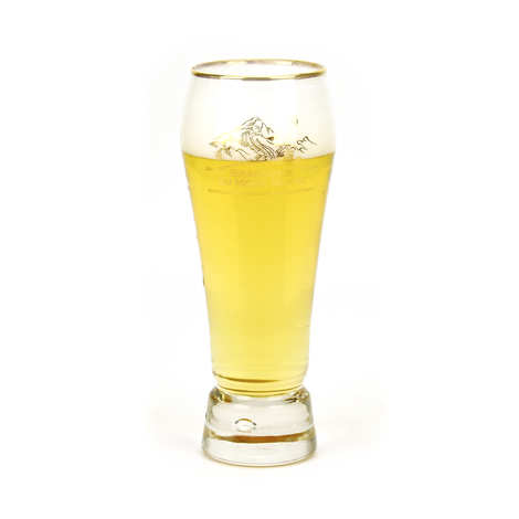Brasserie du Mont Blanc - Brasserie du Mont Blanc Beer Glass