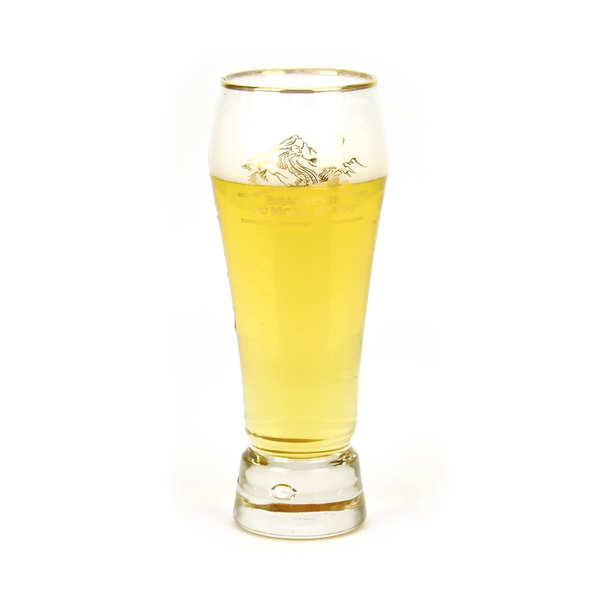 Brasserie du Mont Blanc Beer Glass