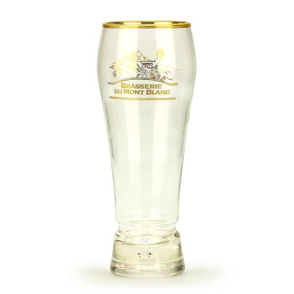 Verre à bière Brasserie du Mont Blanc