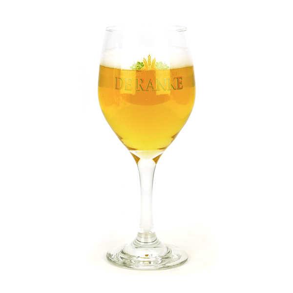 Verre à bière Brasserie De Ranke