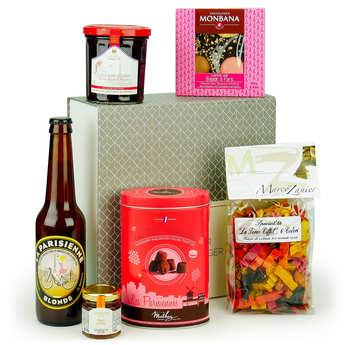 BienManger paniers garnis - Paris Gourmet Gift Box