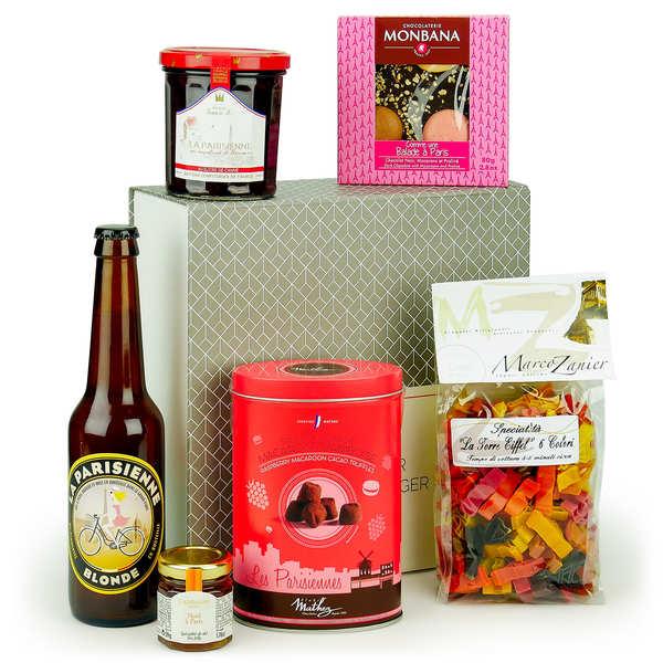 Paris Gourmet Gift Box