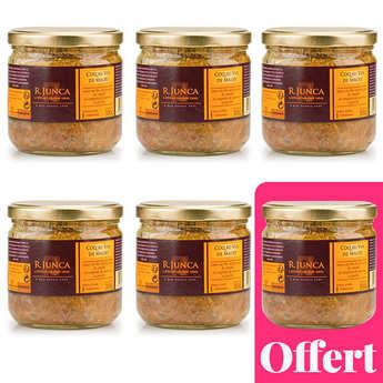 R. Junca - Coq au Vin de Maury with Foie Gras Sauce - 5+1 for free