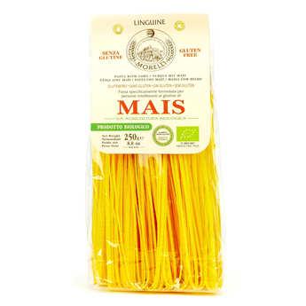 Morelli - Antico pastificio toscano - Organic Linguine Corn Pasta - gluten free