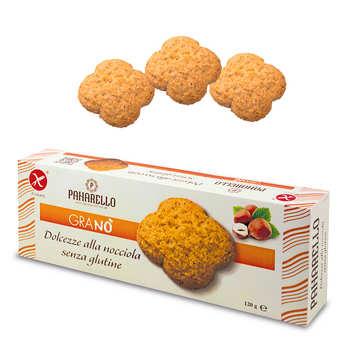 Panarello - Biscuit italiens à la noisette sans gluten