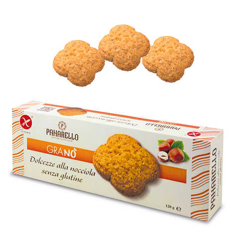 Panarello - Gluten Free Italian Hazelnut Biscuits