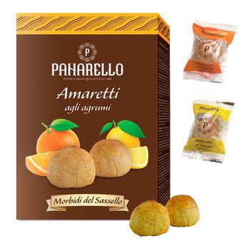 Panarello - Amaretti traditionnels aux agrumes