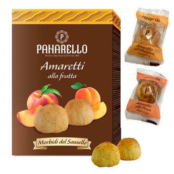 Panarello - Traditionnal Amaretti with Fruits