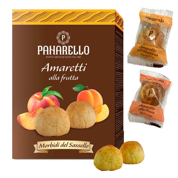Traditionnal Amaretti with Fruits