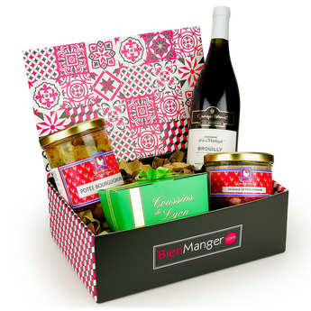 BienManger paniers garnis - Lyon Gourmet Gift Box