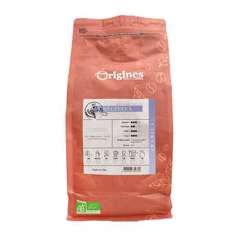 Origines Tea and Coffee - Café bio - L'Onctueux